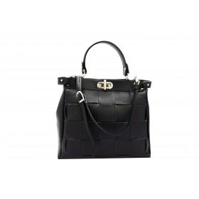 handbag  Leather...